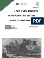 Transed - Lisbona, 28-31 July 2015 [slides]