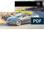 Opel Cascada Manuel Du Propriétaire