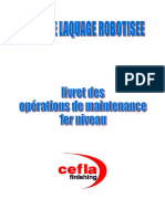 Operations de Maintenance 1er Niveau