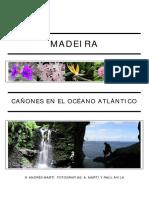 Descenso de Cañones en Córcega - Andrés Martí