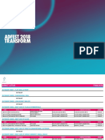 Adfest 2018 Finalist - Direct Lotus