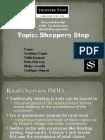 Shoppers Stop Presentation