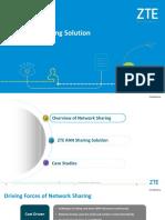 ZTE RAN Sharing Solution-MOCN