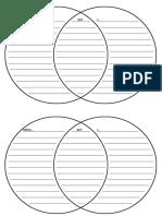 Venn Diagram routines messi and I
