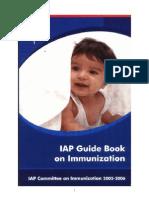 Immunisation guidebook2007
