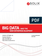 Big Data and the New Enterprise Blueprint