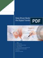 Data Driven Banking Managing the Digital Transformation