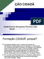 FORMAÇÃO Para a Cidadania PP