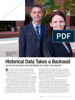 Better Insight and Performance With Smart Data Archiving for American Tire Distributors