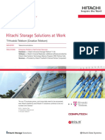 Building Innovative Oracle Database Archival Solution for T Hrvatski Telekom