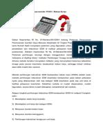 Perhitungan SDM Dengan Metode WISN