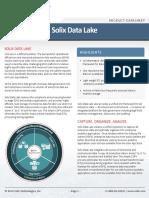 Solix Enterprise Data Lake