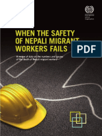 Death of Nepali Migrant Workers - FV
