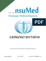 Catálogo ConsuMed 2017-2018