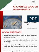 Automatic Vehicle Locator 3950069