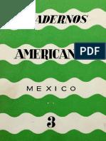 Cuadernos americanos III