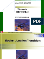 Chapter06 Bipolar Junction Transistors