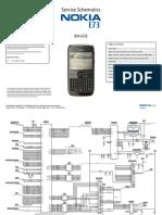 Nokia E73 RM_658 Schematics v1.0
