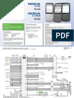 Nokia C3-01 C3-01m RM-640 RM-662 Schematics v2.0