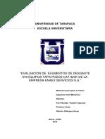 Optimización Estructural de Tapa Pozos
