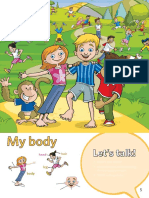 Libro de palabras básicas en ingles para niños - Starters Word List Picture Book for kids