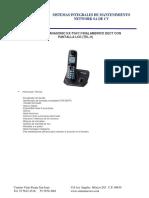 Telefono Inalambrico Con Altavoz