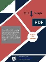 Branded Generics in Emerging Countries