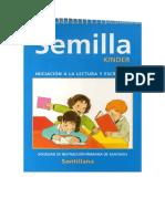 Semilla Kinder Matte Reforzamientos 2014 Texto de Apoyo