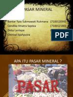 Pasar Mineral