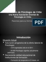 APsiCRazonesdesuformación.pptx