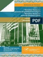 Programa Andino de Derechos Humanos(1)
