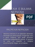 Anorexia e Bulimia Nervosa
