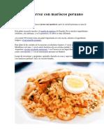 Receta de arroz con mariscos peruano.docx