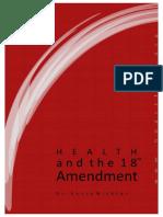 Health 18Amendment Draft