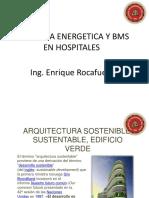 Eficiencia Energetica y Bms en Hospitales - Ing. Cip Enrrique Frank Rocafuerte Díaz