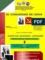 El Comunismo de Lenin