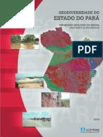 Geodiversidade do Estado do Pará