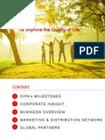 PG Dipa Presentation. Com Profile