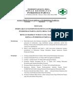 7.1.3.b SKpersyaratan Kompetensi Petugas Pendaftaran