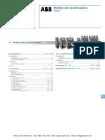 ABB-MCCB molded case.pdf