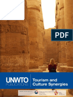 Turismo y Sinergias Culturales