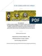 TCC Yasmin - Polícia DPH
