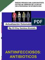 Antibióticos I