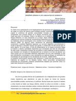 """""""El Desafío de Enseñar Lengua a Los Hablantes de Herencia"""" Patricia Gubitosi"""