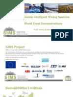 5.3 Innovación - SIP STRIM_ Jenny Greberg SIMS - SMI Chile 2017