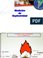 Capacitación Medición de ExplosividadAM