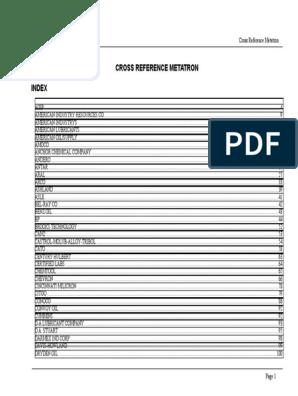 manual de aceites | Hydrocarbons | Soft Matter