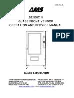 Ams 39 Vrm Operators Manual