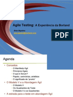 Agile Testing Workshop 08Jul