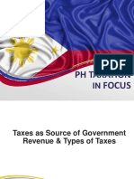 Ph Taxation